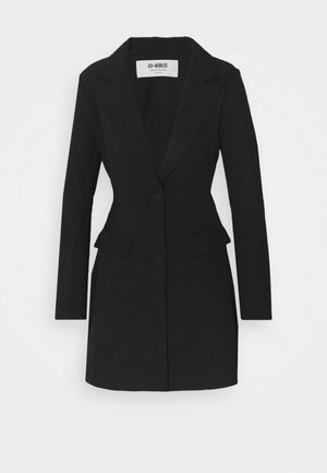 HURLEY BLAZER DRESS - Sukienka koktajlowa - black