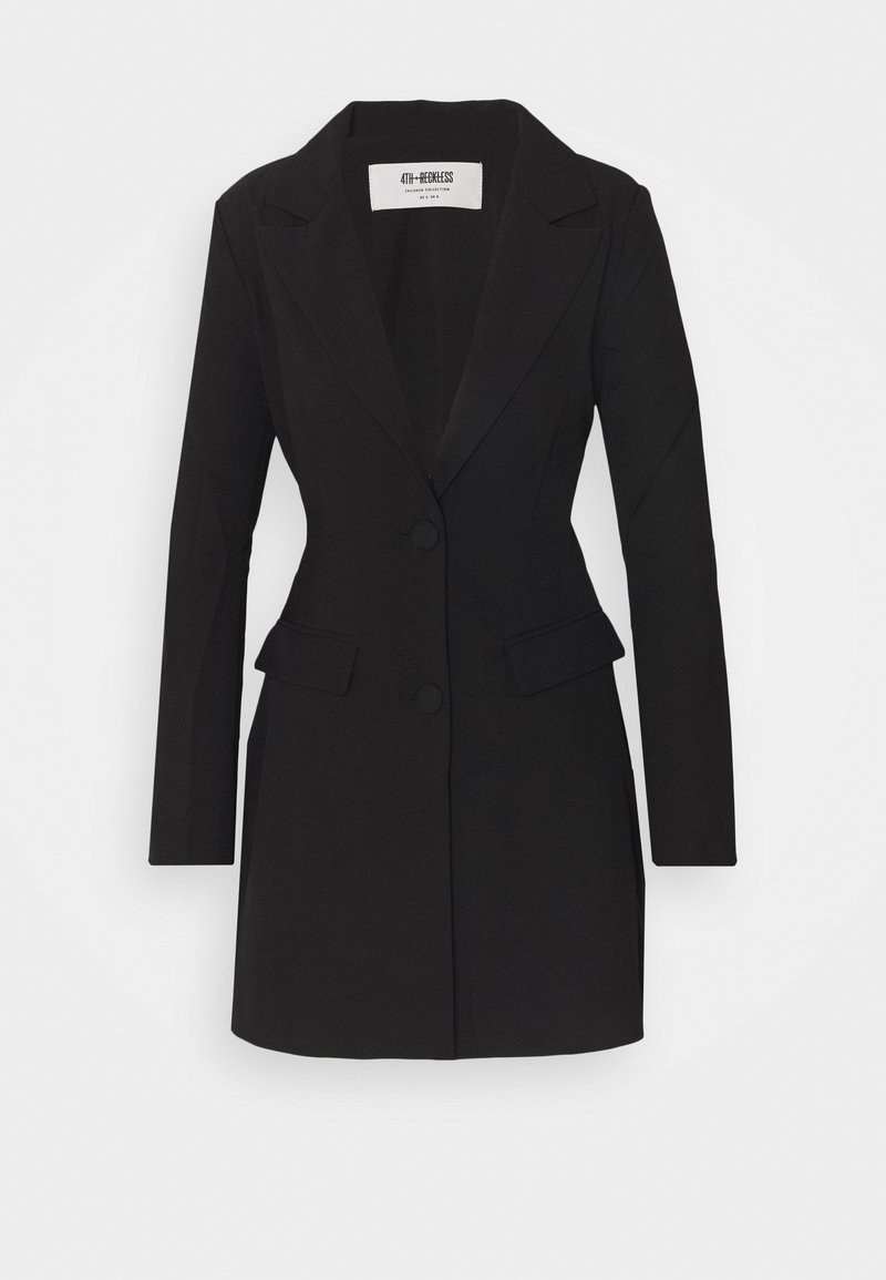 4th & Reckless - HURLEY BLAZER DRESS - Cocktail dress / Party dress - black