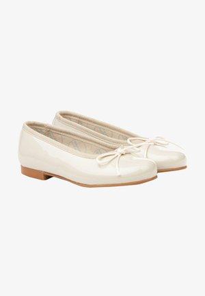 PIEL - Bailarinas - beige