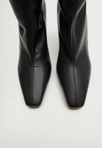 Mango - LAURA - Over-the-knee boots - black - 1