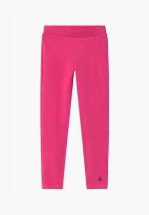 BASIC GIRL - Tracksuit bottoms - pink