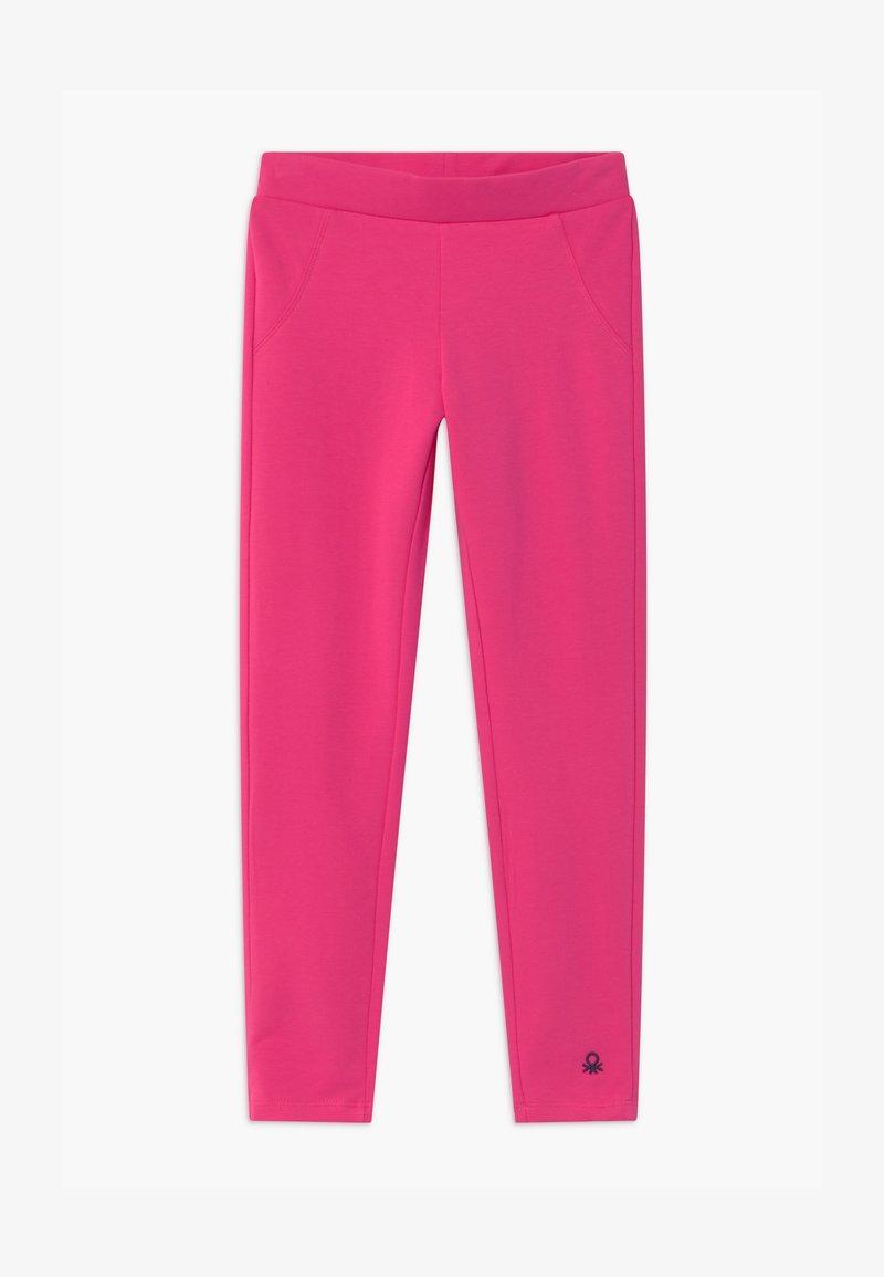 Benetton - BASIC GIRL - Trainingsbroek - pink