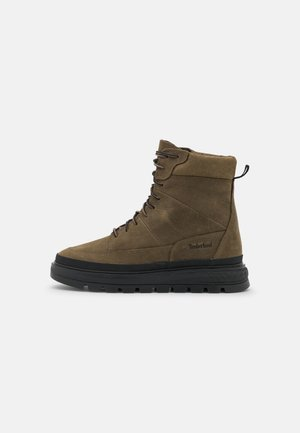 RAY CITY BOOT WP - Veterboots - olive