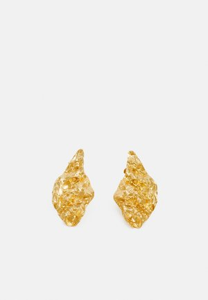 MELIES SYMMETRICAL EARRINGS - Kolczyki - gold-coloured