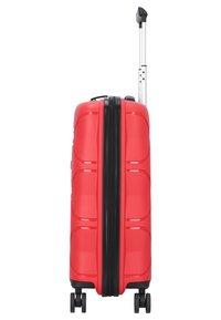 Hardware - TOKYO - Wheeled suitcase - red - 3