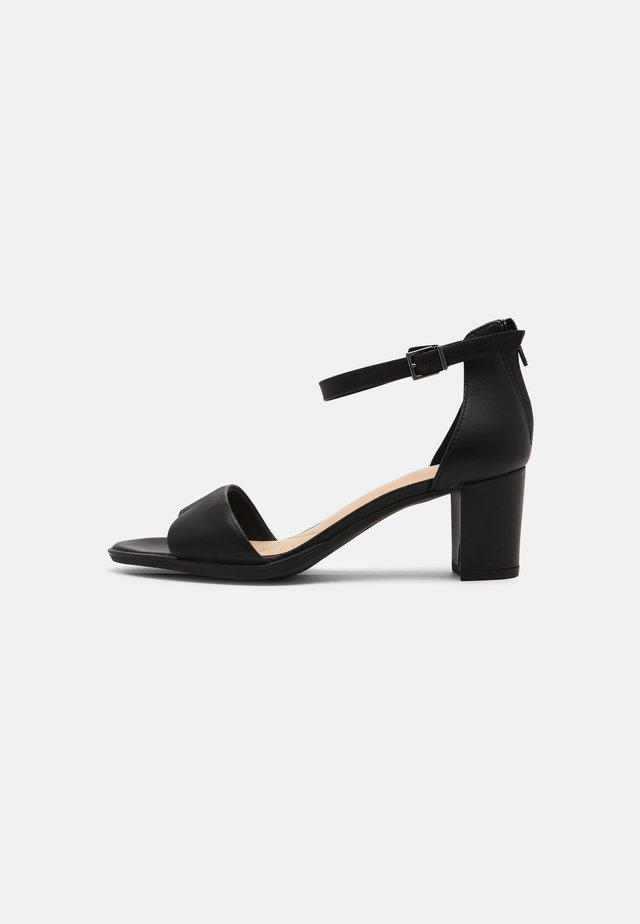 KAYLIN - Sandals - black