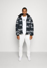 Only & Sons - ONSHILL OVERSIZE - Talvitakki - black - 1