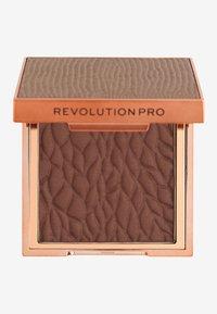 Revolution PRO - SCULPTING BRONZER - Bronzer - mocha - 1