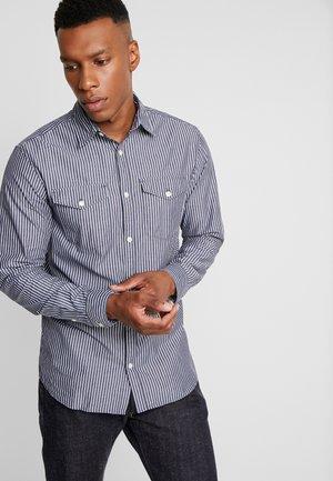 JJEMIL - Camisa - navy blazer/white