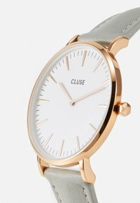 Cluse - BOHO CHIC - Hodinky - rose gold-coloured/white/grey - 4