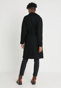 Noisy May - NMZOE  - Classic coat - black - 2