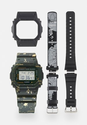 CIRCUIT BOARD CAMOUFLAGE DWE-5600 SET - Digitalure - green/black