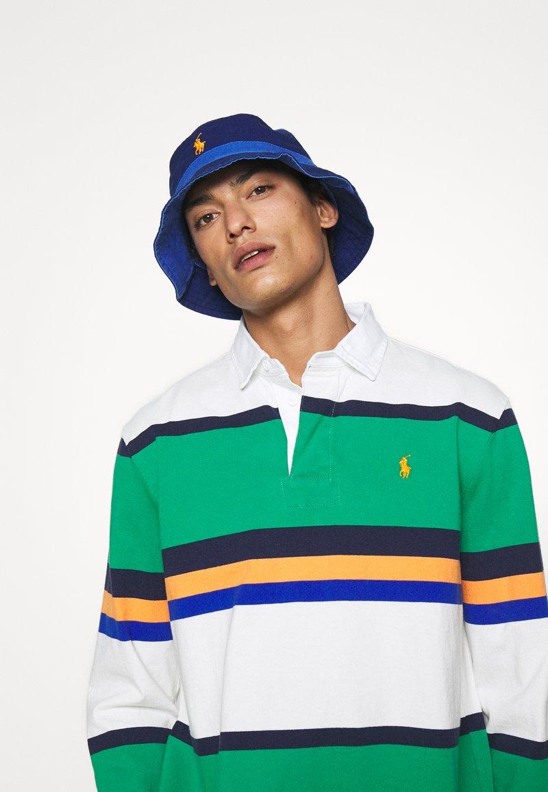Polo Ralph Lauren - CHINO BUCKET HAT UNISEX - Kapelusz - fall royal/new iris