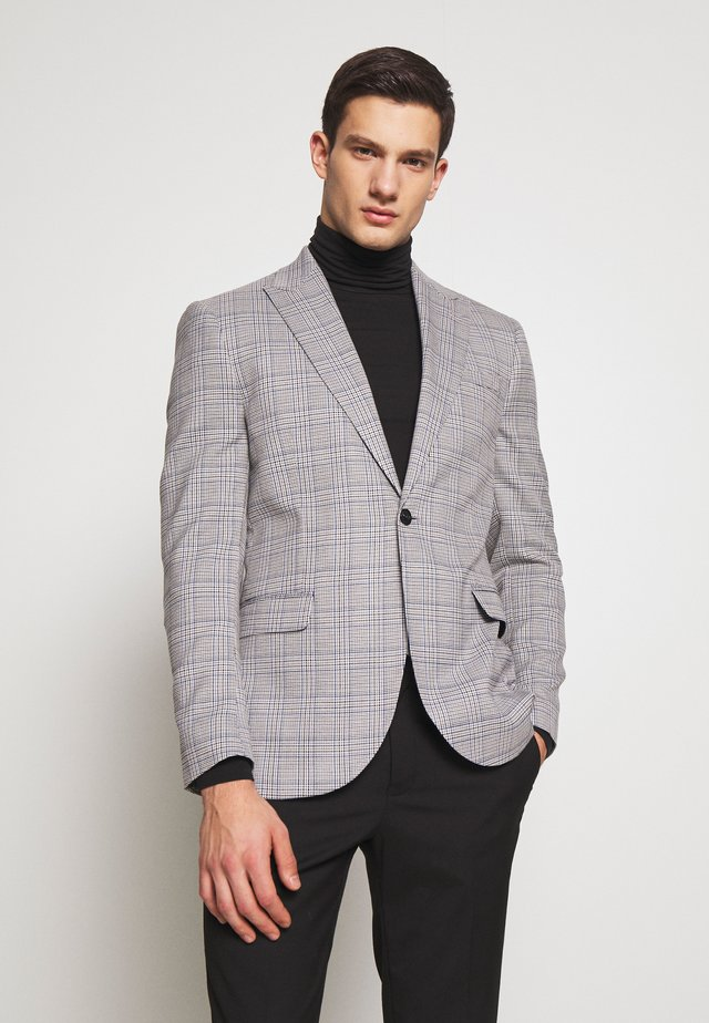 LUTHER - Suit jacket - grey