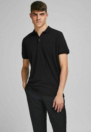 JPRBLALOGO SPRING - Polo shirt - black