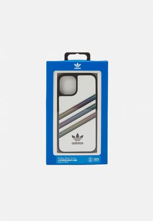 Phone case - white/ holographic