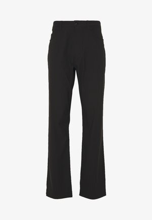 MENS SPRAG 5 POCKET PANT - Kangashousut - black