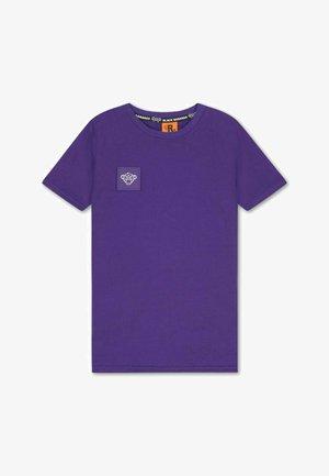 JR FUNKY MONKEY TEE - T-shirt basic - paars