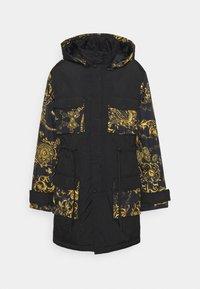 Versace Jeans Couture - OUTERWEAR - Parka - black/gold - 5