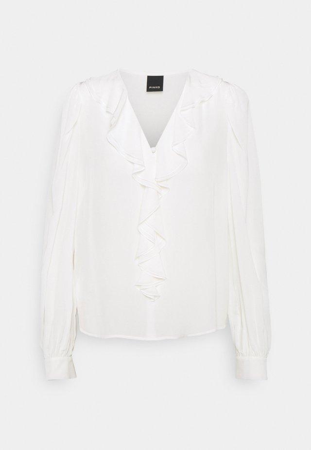 ASTROMETRIA BLUSA - Bluzka - off white