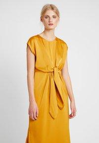 Love Copenhagen - LORALC DRESS - Maxi dress - golden glow - 3