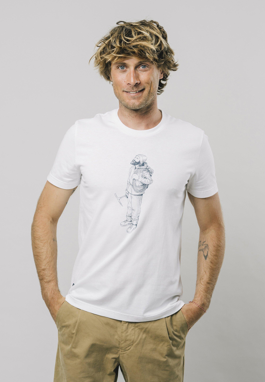 Homme THE HIKER - T-shirt imprimé
