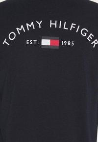Tommy Hilfiger - BACK LOGO TEE - T-shirt med print - desert sky - 5