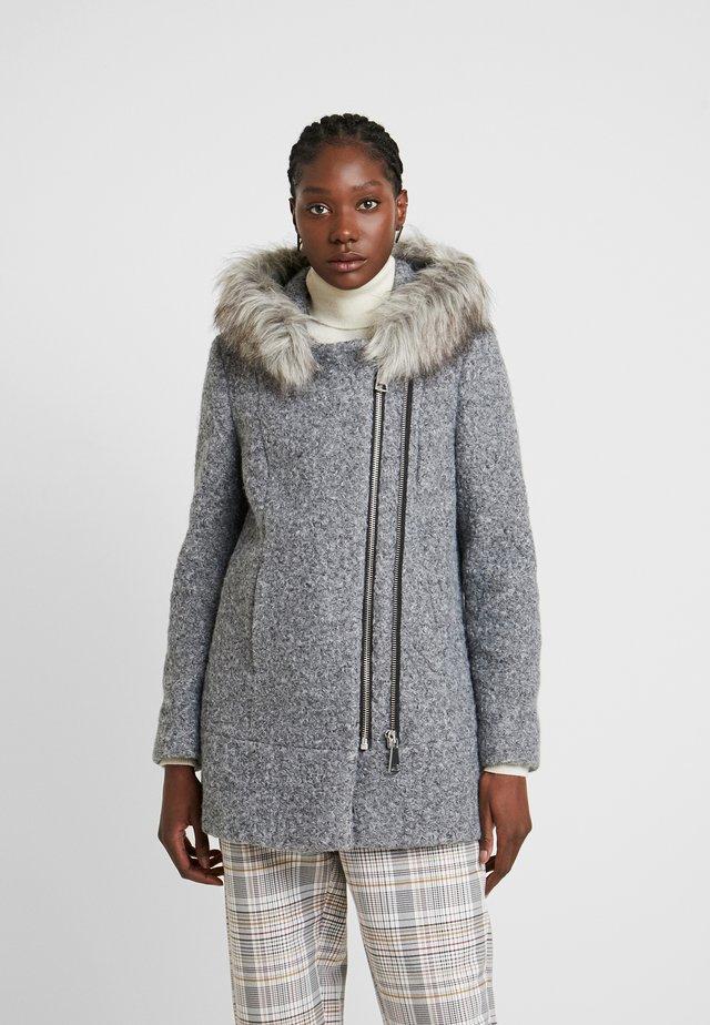 Winterjas - grey