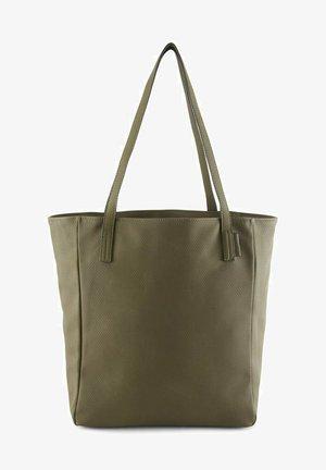 Tote bag - snake khaki