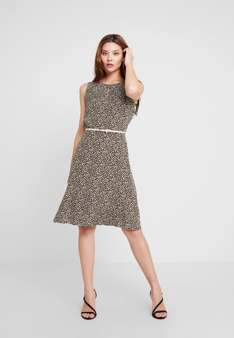comma - Day dress - khaki