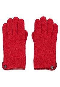 Roeckl - KLASSISCHER WALK - Gloves - red - 1
