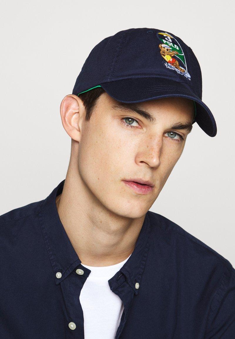 Polo Ralph Lauren - Kšiltovka - newport navy