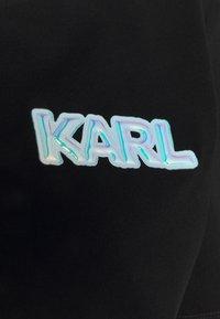 KARL LAGERFELD - MINI BALLOON LOGO TEE - T-Shirt print - black - 2