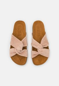Office - SUSTAIN TWISTED FOOTBED - Mules - nude - 5