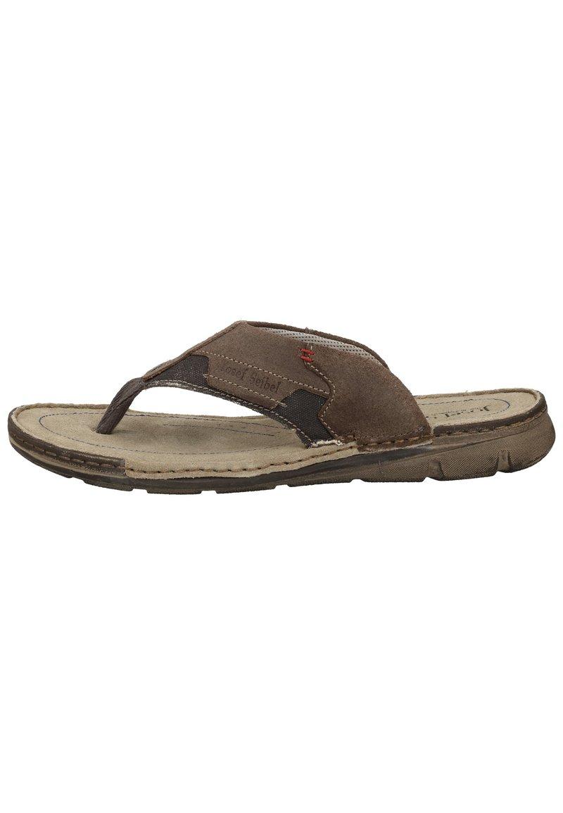 Josef Seibel - JOSEF SEIBEL - T-bar sandals - blau-kombi 501