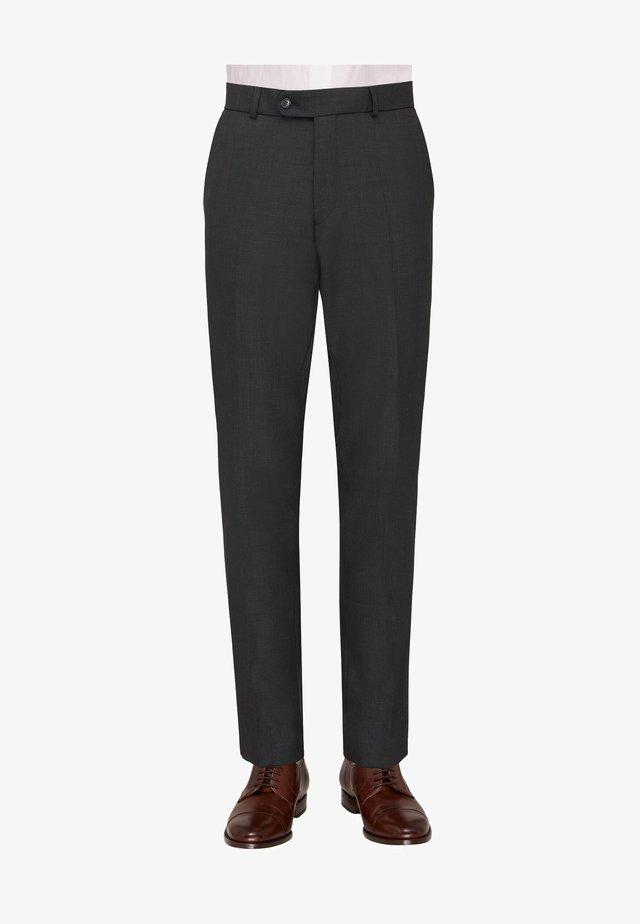 Suit trousers - dunkelgrau