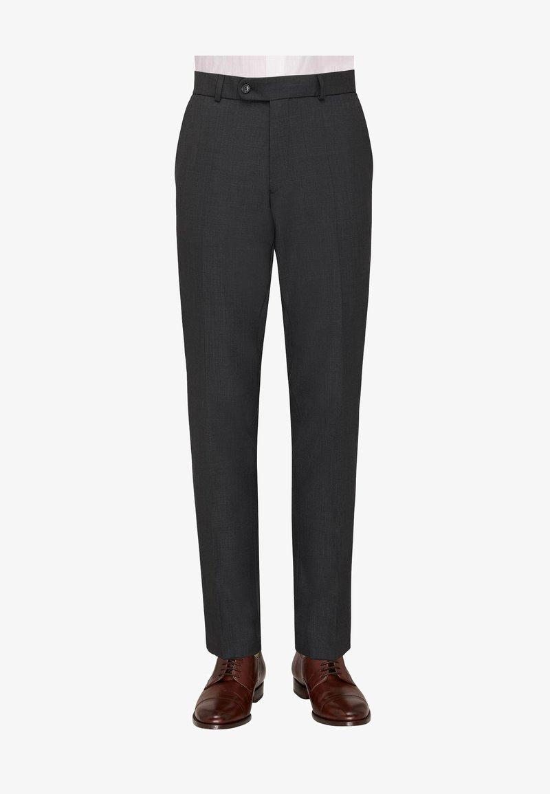 Carl Gross - Suit trousers - dunkelgrau