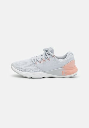Zapatillas de running neutras - halo gray