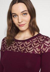 Anna Field - T-shirt à manches longues - winetasting - 3