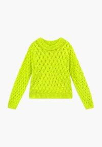 LMTD - NLFBAROLINE - Maglione - safety yellow - 0