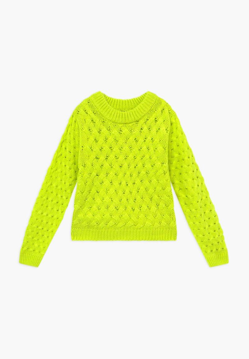 LMTD - NLFBAROLINE - Trui - safety yellow