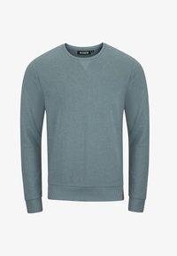 Riverso - RIVPHILLIP - Sweatshirt - middle blue-design01 (19301) - 0