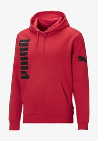 Puma - Sweatshirt - high risk red - 0