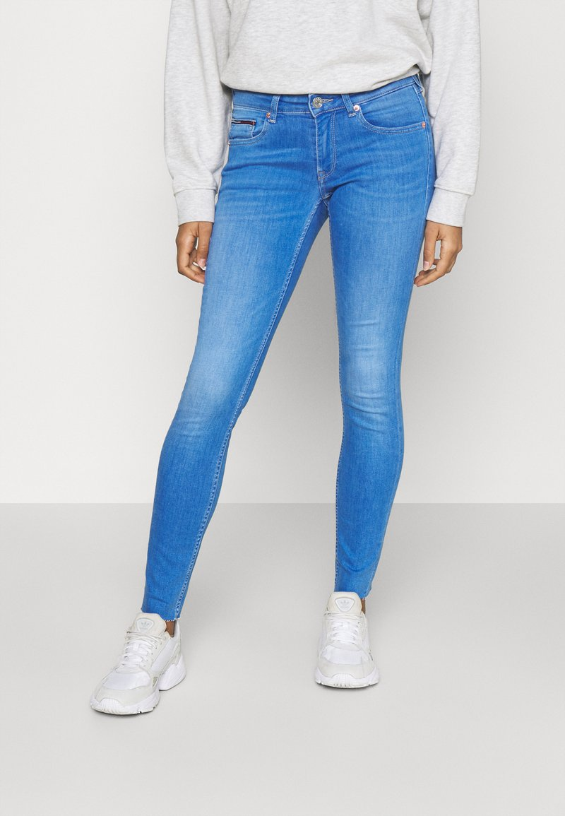 Tommy Jeans - SOPHIE ANKLE - Jeansy Skinny Fit - blue denim