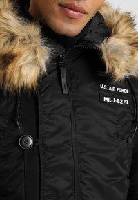 Alpha Industries - AIRBORNE - Winter coat - black - 6