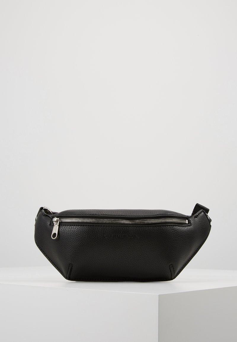 Calvin Klein Jeans - CKJ ULTRA LIGHT STREETPACK - Bum bag - black