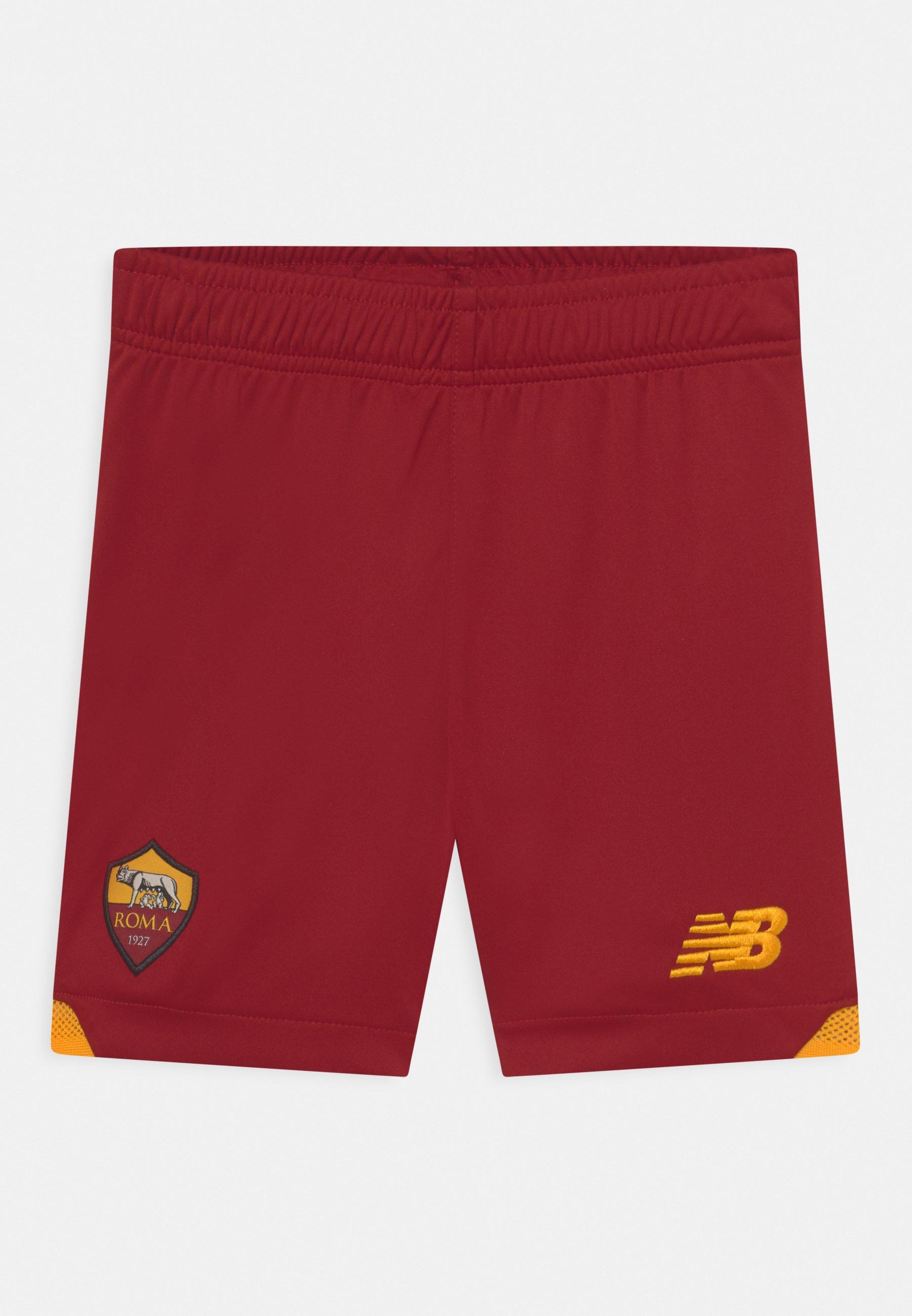 Kids AS ROMA HOME JUNIOR UNISEX - Sports shorts
