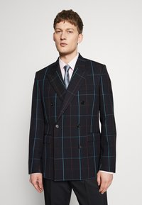 Paul Smith - GENTS JACKET CHECKED - Suit jacket - dark blue - 0