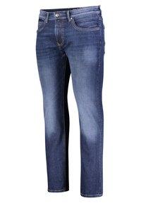 MAC Jeans - ARNE PIPE - Straight leg jeans - darkblue - 4