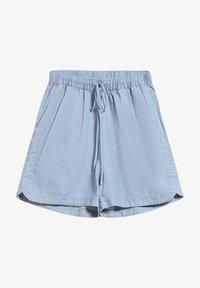 ARMEDANGELS - Denim shorts - foggy blue - 4